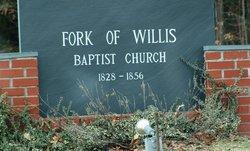 Fork of Willis Baptist Church Cemetery