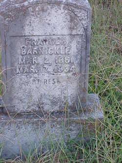 Frances Barnickle