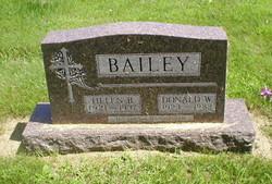 Helen B <i>Bakken</i> Bailey