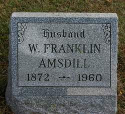 William Franklin Amsdill