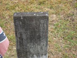 William B Bill Carroll