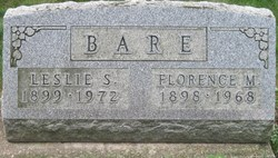 Florence Marie <i>Bick</i> Bare