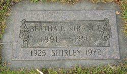 Shirley Zoe <i>Crouch</i> Strange