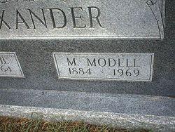 Mollie <i>Modell</i> Alexander