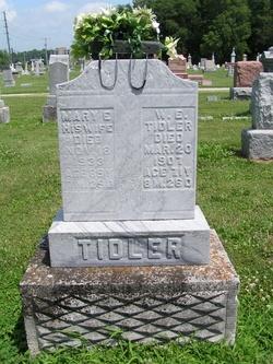Mary Ellander <i>Wiles</i> Tidler