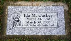 Ida Mae <i>Pearson</i> Caskey
