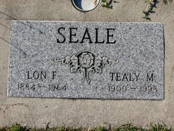 Tealy May <i>Jones</i> Seale