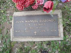 Juan Manuel Elizondo