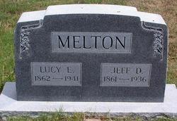 Lucinda Elizabeth Lucy <i>Whatley</i> Melton
