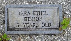 Lera Ethel Bishop