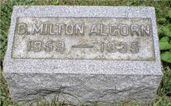 George Milton Alcorn