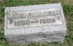 Merl David Alcorn
