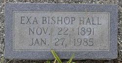Exa <i>Bishop</i> Hall