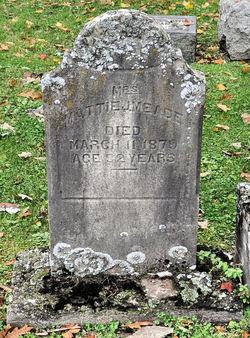 Mattie J. Meade