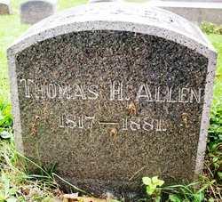 Thomas Holden Allen