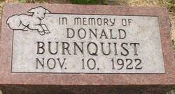 Donald Burnquist