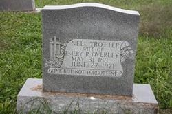 Nell Mae <i>Trotter</i> Overley