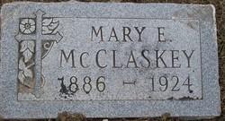 Mary Ellen <i>Wilson</i> McClaskey
