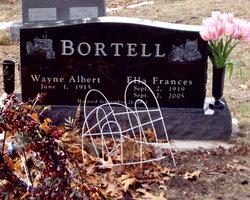 Ella Frances <i>Zellers</i> Bortell