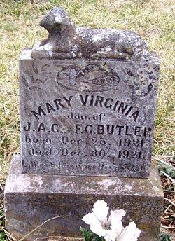 Mary Virginia Butler