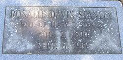 Rosalie <i>Davis</i> Stanley