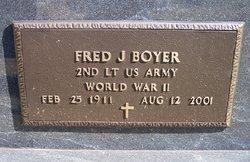 Fred Jackson Boyer