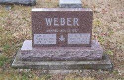 Ruth Amanda <i>Tuell</i> Weber