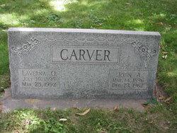 Judge John Alfred Carver