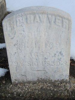 Peter D Hawver