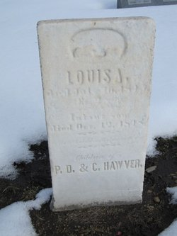 Louisa Hawver