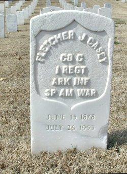 Fletcher J Casey