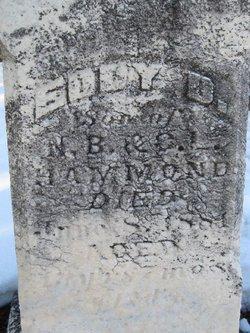 Eddy D. Hammond