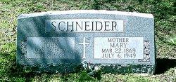 John Schneider, Sr