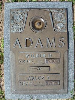 Wilburn D Bill Adams
