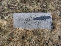 Rev. Forrest Fernwood Fowle