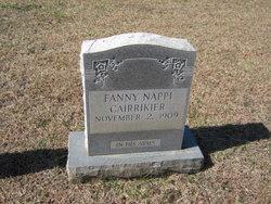 Fanny <i>Nappi</i> Cairrikier