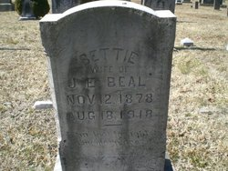 Bettie <i>Younger</i> Beal
