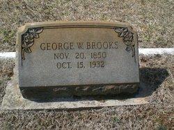 George W Brooks