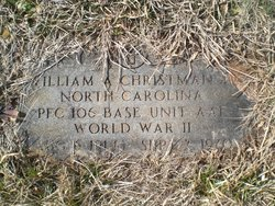 William A Christman, Jr