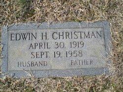 Edwin H Christman
