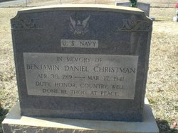 Benjamin Daniel Christman