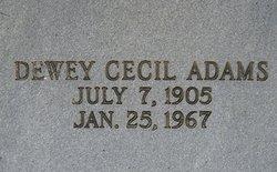 Dewey Cecil Adams