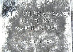 John Soloman Baker