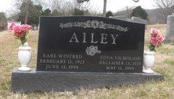 Edna <i>Nicholson</i> Ailey