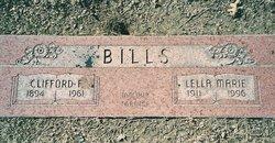 Mrs Lella Marie <i>Newsom</i> Bills