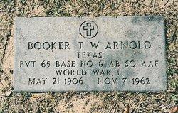 Booker T. Washington Red Arnold