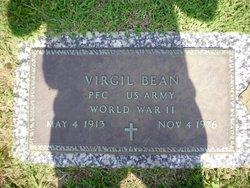 PFC Virgil Bean