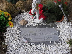 James Willis MacComb