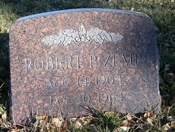 Robert P Zemp