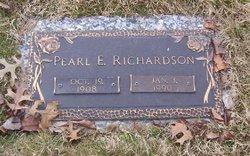 Pearl E. <i>Koehler</i> Richardson